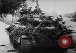 Image of German forces defending against Allied advances France, 1944, second 9 stock footage video 65675056350