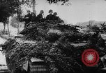 Image of German forces defending against Allied advances France, 1944, second 10 stock footage video 65675056350