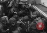 Image of D-Day Invasion Allied beach landings Normandy France, 1944, second 7 stock footage video 65675056368