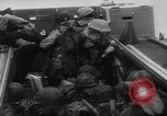 Image of D-Day Invasion Allied beach landings Normandy France, 1944, second 9 stock footage video 65675056368