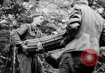 Image of German Army battles US Army in French villages Caen France, 1944, second 11 stock footage video 65675056378