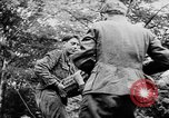 Image of German Army battles US Army in French villages Caen France, 1944, second 12 stock footage video 65675056378