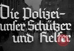 Image of Berlin police force Berlin Germany, 1919, second 7 stock footage video 65675056393