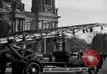 Image of German fire fighters Berlin Germany, 1919, second 12 stock footage video 65675056394
