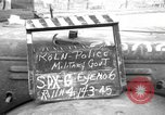 Image of Military Police Cologne Germany, 1945, second 1 stock footage video 65675056400