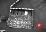 Image of Military Police Cologne Germany, 1945, second 3 stock footage video 65675056402