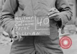 Image of Nazi emblem burnt Cologne Germany, 1945, second 2 stock footage video 65675056409