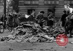 Image of Nazi emblem burnt Cologne Germany, 1945, second 6 stock footage video 65675056409