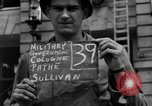 Image of Nazi emblem removed Cologne Germany, 1945, second 3 stock footage video 65675056410