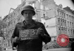 Image of building demolished Cologne Germany, 1945, second 1 stock footage video 65675056412