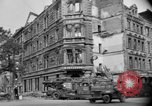 Image of building demolished Cologne Germany, 1945, second 5 stock footage video 65675056412