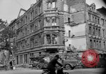 Image of building demolished Cologne Germany, 1945, second 6 stock footage video 65675056412