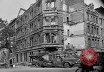 Image of building demolished Cologne Germany, 1945, second 7 stock footage video 65675056412