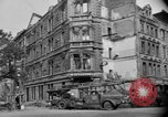 Image of building demolished Cologne Germany, 1945, second 9 stock footage video 65675056412