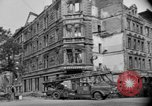 Image of building demolished Cologne Germany, 1945, second 12 stock footage video 65675056412