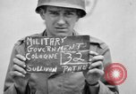 Image of German newspaper distribution Cologne Germany, 1945, second 5 stock footage video 65675056413