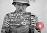 Image of German newspaper distribution Cologne Germany, 1945, second 7 stock footage video 65675056413