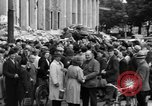 Image of German newspaper distribution Cologne Germany, 1945, second 11 stock footage video 65675056413