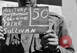 Image of Military Government notices Cologne Germany, 1945, second 1 stock footage video 65675056414