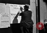 Image of Military Government notices Cologne Germany, 1945, second 5 stock footage video 65675056414