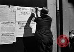 Image of Military Government notices Cologne Germany, 1945, second 6 stock footage video 65675056414