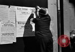 Image of Military Government notices Cologne Germany, 1945, second 7 stock footage video 65675056414
