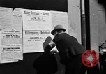 Image of Military Government notices Cologne Germany, 1945, second 10 stock footage video 65675056414