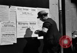 Image of Military Government notices Cologne Germany, 1945, second 11 stock footage video 65675056414
