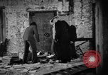 Image of wrecked bank vault Cologne Germany, 1945, second 9 stock footage video 65675056415