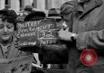 Image of newspaper Kolnischer Kurier Cologne Germany, 1945, second 1 stock footage video 65675056421