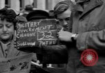Image of newspaper Kolnischer Kurier Cologne Germany, 1945, second 3 stock footage video 65675056421