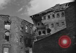 Image of partially demolished large building Cologne Germany, 1945, second 5 stock footage video 65675056423