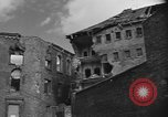 Image of partially demolished large building Cologne Germany, 1945, second 6 stock footage video 65675056423