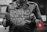 Image of new German Police force Cologne Germany, 1945, second 1 stock footage video 65675056424