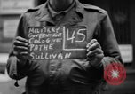 Image of new German Police force Cologne Germany, 1945, second 3 stock footage video 65675056424