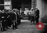 Image of new German Police force Cologne Germany, 1945, second 8 stock footage video 65675056424