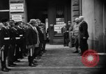 Image of new German Police force Cologne Germany, 1945, second 12 stock footage video 65675056424