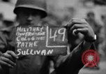 Image of newly formed German police Cologne Germany, 1945, second 3 stock footage video 65675056428