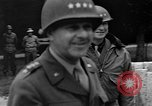 Image of Germans surrender Haar Germany, 1945, second 6 stock footage video 65675056431