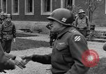Image of Germans surrender Haar Germany, 1945, second 10 stock footage video 65675056431