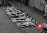 Image of Dachau concentration camp Dachau Germany, 1945, second 4 stock footage video 65675056432