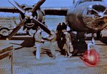 Image of 323rd Bomb Group France, 1945, second 5 stock footage video 65675056438