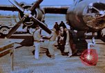 Image of 323rd Bomb Group France, 1945, second 7 stock footage video 65675056438