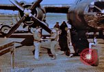 Image of 323rd Bomb Group France, 1945, second 8 stock footage video 65675056438