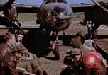 Image of United States Army Air Forces 323rd Bomb Group France, 1945, second 4 stock footage video 65675056440