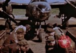 Image of United States Army Air Forces 323rd Bomb Group France, 1945, second 5 stock footage video 65675056440