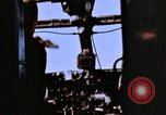 Image of Crew members seen at their respective positions inside a B-26 bomber France, 1945, second 5 stock footage video 65675056442