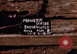 Image of Buchenwald concentration camp Buchenwald Germany, 1945, second 2 stock footage video 65675056447