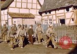 Image of 11th Armored Division Germany, 1945, second 6 stock footage video 65675056461