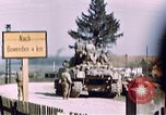 Image of US 3rd Armored Division Lenglern Germany, 1945, second 3 stock footage video 65675056463